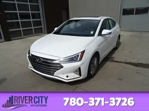 Certified Pre-Owned 2019 Hyundai Elantra PREFERRED SUN&SOUND Heated Seats, Sunroof, Back-up Cam, Bluetooth, A/C,