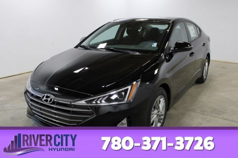 New 2020 Hyundai Elantra PREFERRED AUTO SUN 7.0 TOUCH SCREEN DISPLAY,HEATED SEATS/HEATED STEERING,ANDROID AUTO/APPLE CAR PLAY
