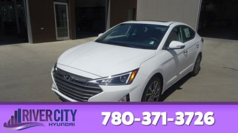 New 2020 Hyundai Elantra LUXURY AUTO BLUELINK,HEATED LEATHER SEATING SURFACE,REARVIEW CAMERA,BLUETOOTH