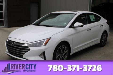 New 2020 Hyundai Elantra ULTIMATE AUTO HEATED LEATHER FRONT SEATS,HEATED LEATHER REAR SEATS,REARVIEW CAMERA,BLUETOOTH