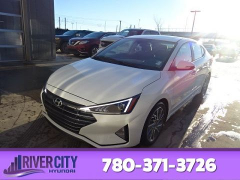 New 2019 Hyundai Elantra LUXURY AUTO BLUELINK,HEATED LEATHER SEATING SURFACE,REARVIEW CAMERA,BLUETOOTH