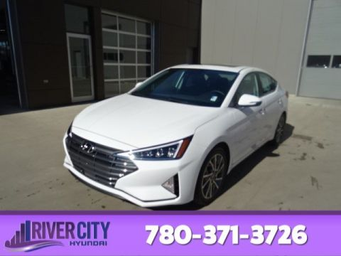 New 2019 Hyundai Elantra ULTIMATE AUTO HEATED LEATHER FRONT SEATS,HEATED LEATHER REAR SEATS,REARVIEW CAMERA,BLUETOOTH