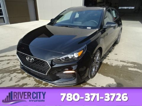 New 2019 Hyundai Elantra GT N LINE ULTIMATE PANORAMIC SUNROOF,HEATED STEERING WHEEL,HEATED FRONT SEATS,NAVIGATION