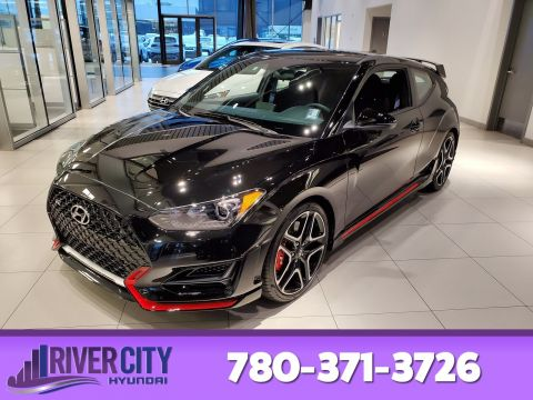 New 2020 Hyundai Veloster N N TURBO 6SPD N SPORT CLOTH SEATS/BLUE STITC,HEATED FRONT SEATS,8.0 TOUCH SCREEN,ANDROID AUTO/APPLE