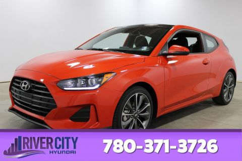 New 2020 Hyundai Veloster LUXURY 6SPD TOUCH SCREEN NAV,ANDROID AUTO/APPLE CAR PLAY,HEATED FRONT SEATS/STEERING W,BLUETOOTH