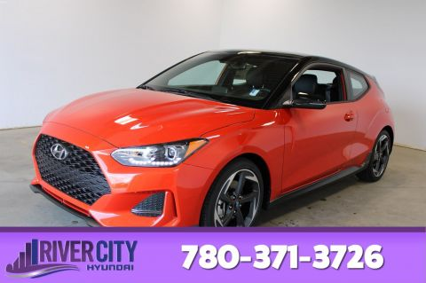 New 2020 Hyundai Veloster TURBO 7SPD DCT